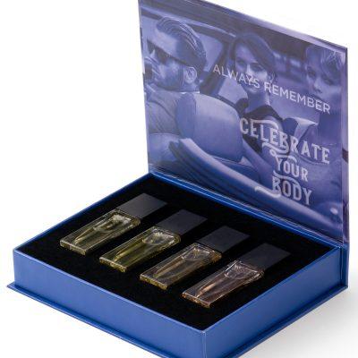 Set Cadou 4 Parfumuri Unisex, 60 ml, Set Nr.4, ST5778