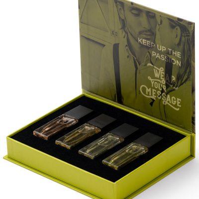 Set Cadou 4 Parfumuri Unisex, 60 ml, Set Nr.5, ST5783