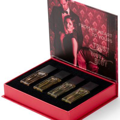 Set Cadou 4 Parfumuri Unisex, 60 ml, Set Nr.6, ST5782